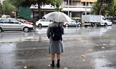 Καιρός: Βροχές, καταιγίδες και χαλάζι τις επόμενες ώρες