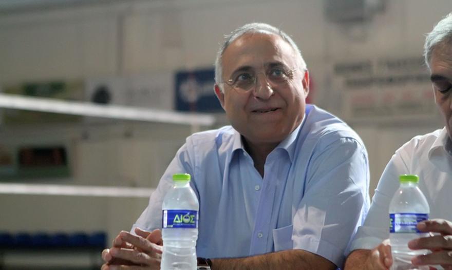 Δρακόπουλος στον ΣΠΟΡ FΜ 94,6: «Όσοι ασχολούνται με το μπάσκετ στην Ελλάδα είναι ιδιόρρυθμοι τύποι»