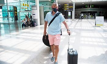 Γιασικεβίτσιους: «Πολύ χαρούμενος που επέστρεψα στην Μπαρτσελόνα»