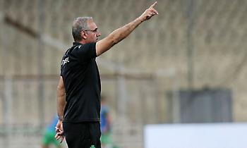 Αγγελίνας: «Μπορούσαμε τη νίκη, κακή η διαιτησία»