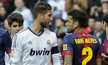 Ο Ντάνι Άλβες ξέσπασε στο twitter κατά Ρεάλ Μαδρίτης και διαιτησίας
