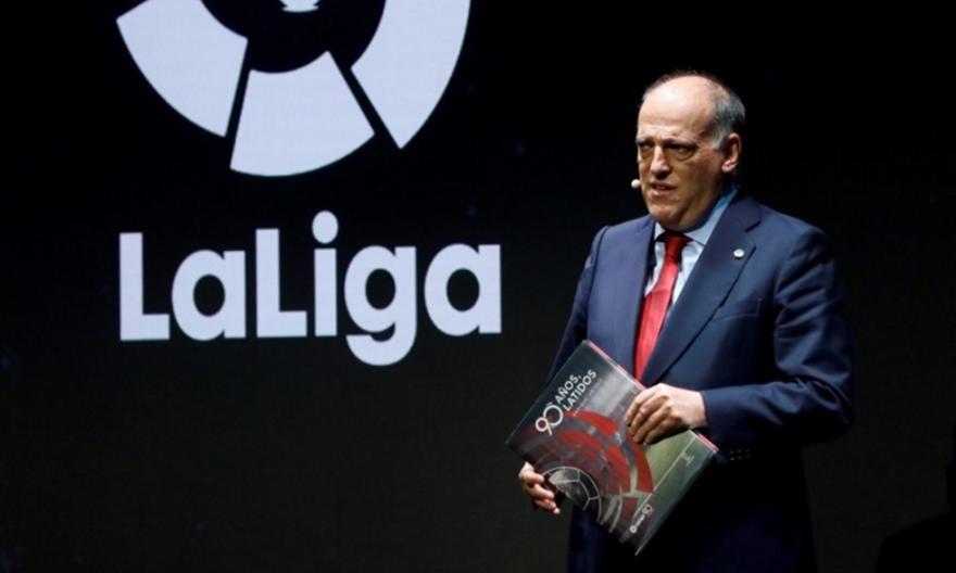 Πρόεδρος La Liga: «Βάζω στο VAR ένα 7, έχει τεχνoλογικά λάθη»