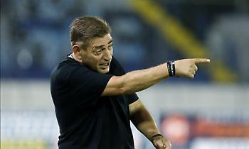 Παντελίδης: «Είχαμε τον έλεγχο, αλλά δε νικήσαμε»