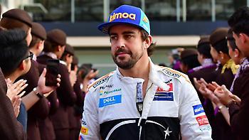 Επιστρέφει στη Renault ο Αλόνσο!