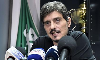 Γιαννακόπουλος: «Όσο ο Σύλλογος είναι διασπασμένος δεν έχω καμία θέση σε κανένα τμήμα»