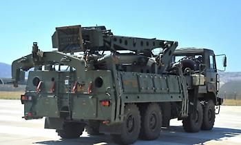 Η Τουρκία δοκίμασε τους S-400 πέρυσι σε αμερικανικά μαχητικά