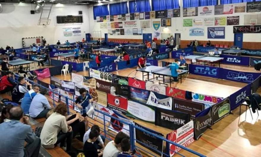 Στη Φλώρινα το Πανελλήνιο Πρωτάθλημα επιτραπέζιας αντισφαίρισης παμπαίδων-παγκορασίδων