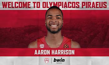 Ανακοίνωσε (και) Χάρισον ο Ολυμπιακός!