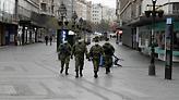 Σερβία: Ο Βούτσιτς αποσύρει την απόφαση για lockdown στο Βελιγράδι