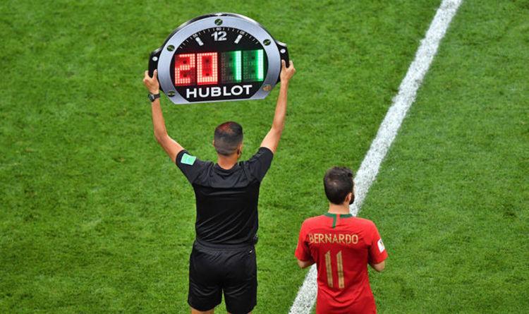 Προς παράταση το μέτρο των πέντε αλλαγών στο ποδόσφαιρο
