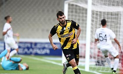 Live: ΑΕΚ-ΟΦΗ 2-0