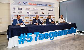 Το 57ο Ράλλυ Αιγαίου θα είναι αφιερωμένο στο επετειακό έτος « Θερμοπύλες – Σαλαμίνα 2020»