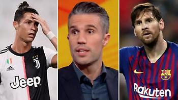 Φαν Πέρσι: «Μέσι και Ρονάλντο δεν αξίζουν να είναι στην τριάδα για τη Χρυσή Μπάλα φέτος»