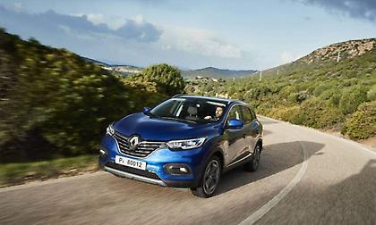 Το Renault KADJAR 1.5 άμεσα διαθέσιμο