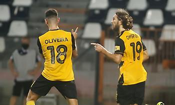 Το υπ' αριθμόν 3.500 γκολ της ΑΕΚ ο Ολιβέιρα, τα έκανε… 100 ο Τσιγκρίνσκι