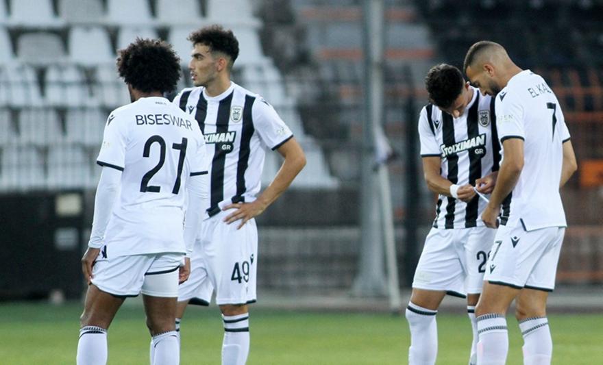 Πρώτο 0-0 στην Τούμπα για ΠΑΟΚ μετά από 89 αγώνες