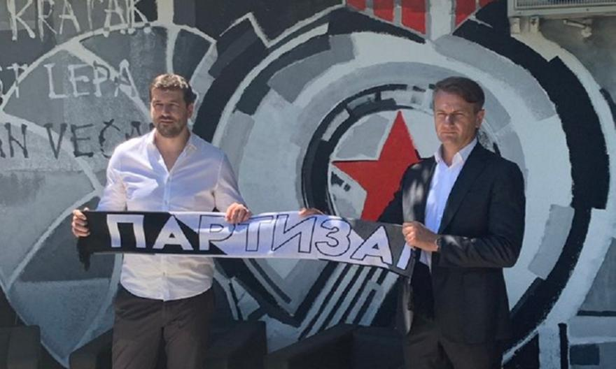 Επίσημο: Ανέλαβε την Παρτιζάν ο Στσεπάνοβιτς