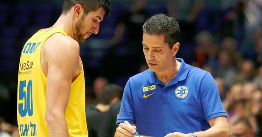 Μακάμπι: «Ο Σφαιρόπουλος και οκτώ παίκτες έχουν συμβόλαιο για την επόμενη σεζόν»