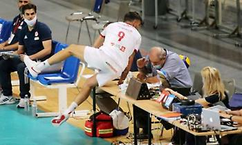 MVP των ημιτελικών της Volley League ο Κοκκινάκης