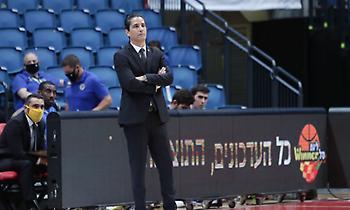 Σφαιρόπουλος: «Κυριαρχήσαμε σε όλο το ματς»