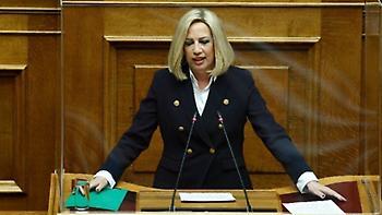 Η Φ. Γεννηματά συγκαλεί την Κοινοβουλευτική Ομάδα για την αποχή Γ. Παπανδρέου - Χ. Καστανίδη
