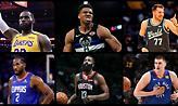 NBA: Οι 25 κορυφαίοι παίκτες που θα δώσουν την «μάχη» στο restart του Ορλάντο (videos & πίνακας)