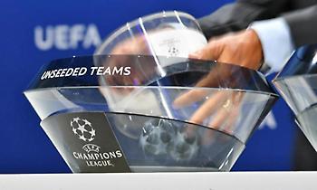 Αυτά είναι τα ζευγάρια των «8» του Champions League