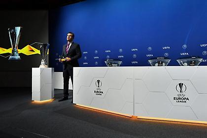 Τα ζευγαρώματα μέχρι τον τελικό του Europa League