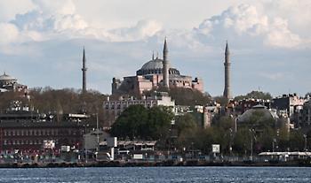 Παγκόσμια κατακραυγή για τη μετατροπή της Αγίας Σοφίας σε τζαμί