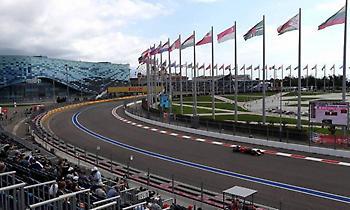 Με κόσμο το Grand Prix στο Σότσι το Σεπτέμβριο