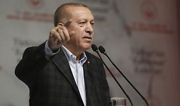 Προκαλεί o Ερντογάν: «Η μετατροπή της Αγίας Σοφίας σε τζαμί ήταν αίτημα του έθνους»