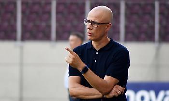 Βόκολος: «Δε μας βγήκε το ματς, ο Παναιτωλικός ήταν αποτελεσματικός»