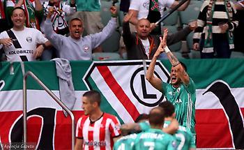 Πρωταθλήτρια Πολωνίας η Λέγκια Βαρσοβίας με υπογραφή Πέκχαρτ