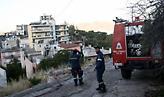 Χωρίς ενεργό μέτωπο η φωτιά στο Πέραμα - Σύλληψη ατόμου για εμπρησμό