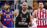 Ευρωλίγκα: «Ποια ομάδα έχει κάνει τις καλύτερες κινήσεις;» (photo)