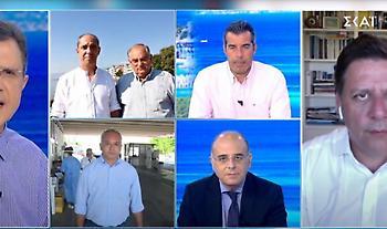 Βαρβιτσιώτης σε ΣΚΑΪ: Με τον εκτροχιασμό Ερντογάν η Τουρκία οδηγείται σε διεθνή απομόνωση