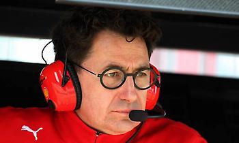 Μπινότο: «Τα αποτελέσματα δεν είναι αρκετά καλά για μια ομάδα που λέγεται Ferrari»