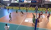 Άμυνα με το πόδι ο Ζήσης, πόντος για τον Ολυμπιακό! (video)