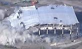 """Πίστονς: Κατεδαφίστηκε το ιστορικό """"Palace of Auburn Hills"""" (video)"""