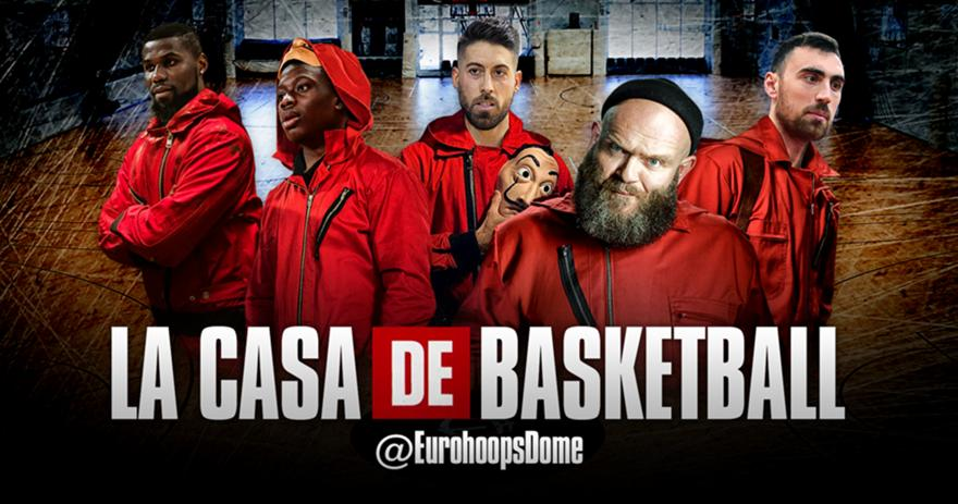 La Casa De Basketball: Ο «Ελσίνκι» με τη νέα του μπασκετική συμμορία στο Eurohoops Dome (pics-vids)