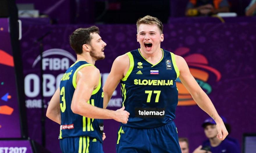 Όταν ο Ντόντσιτς «μάγευε» στο EuroBasket 2017 (video)