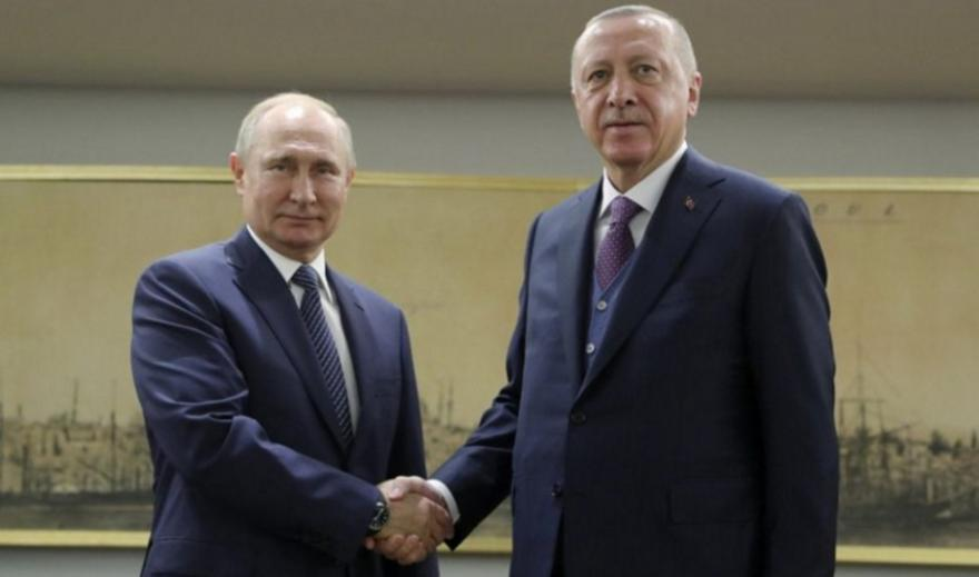 Πούτιν προς Ερντογάν: Δημόσια κατακραυγή στη Ρωσία για Αγία Σοφία – Η απάντηση Ερντογάν