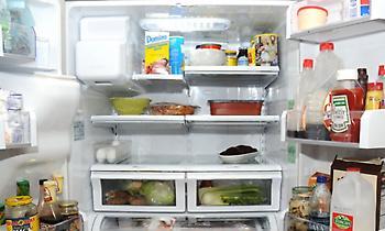 Σε ποιο σημείο του ψυγείου κάνουν… πάρτι τα μικρόβια;