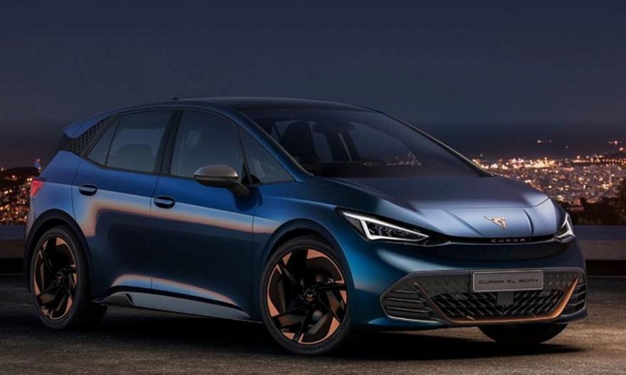 Το πρώτο ηλεκτρικό όχημα της CUPRA γεννιέται