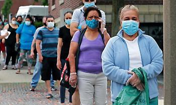 Κορωνοϊός: Ξεπέρασαν τα 13 εκατομμύρια τα κρούσματα παγκοσμίως