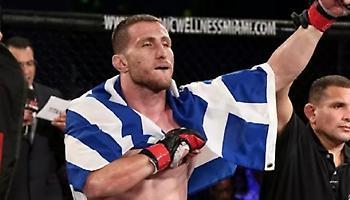 Ο Ανδρέας Μιχαηλίδης στο UFC: Δείτε την επίσημη φωτογράφιση για τον αγώνα του!