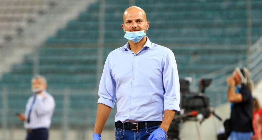 Α. Πισκοπάκης: «Θα είμαστε πολύ προσεκτικοί στην προαγωνιστική περίοδο»