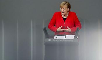 Μέρκελ: Καθήκον της Ευρώπης να αντιμετωπίσει την κρίση με αλληλεγγύη