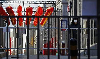 Κίνα: Τρία νέα κρούσματα κορωνοϊού