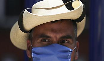 Μεξικό: 485 νέοι θάνατοι και 4.685 νέα κρούσματα κορωνοϊού
